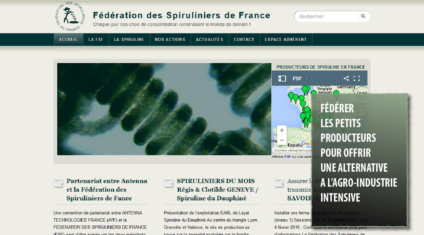 Fédération des spiruliners de France